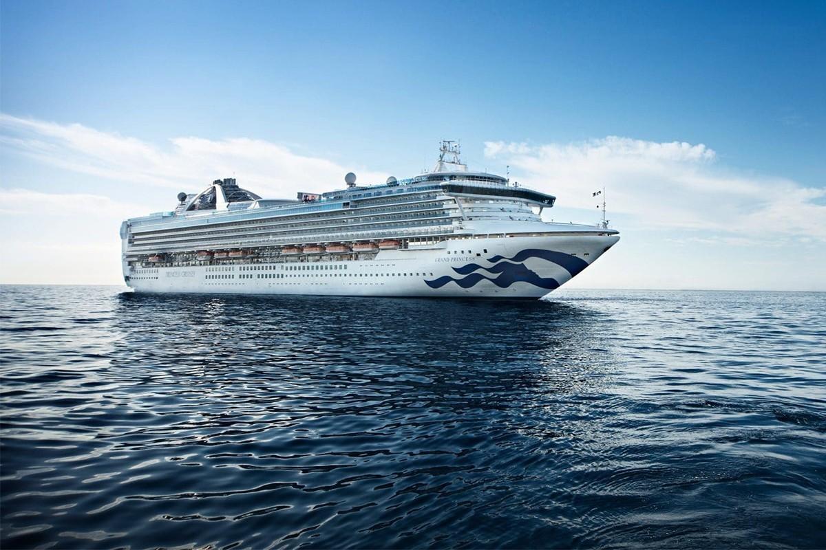 Princess Cruises cancels more sailings