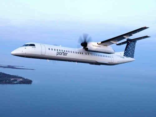 Porter denies claim that it is exploring jet service at Pearson, other airports
