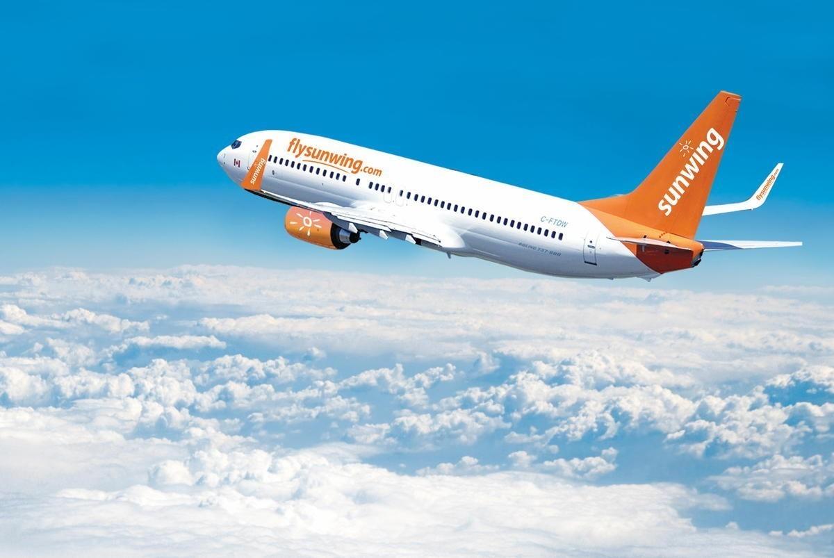Sunwing extends flight suspension until July 29