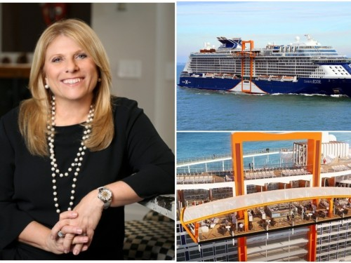 """""""We're ready"""": Celebrity Edge gets green light from CDC to resume U.S. cruising in June"""