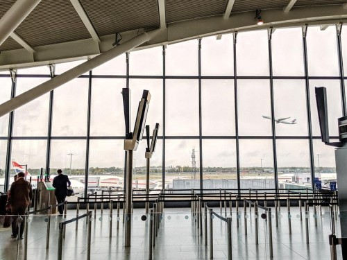 Heathrow Airport opens terminal for high-risk travellers