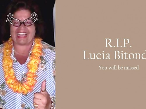 """""""She was such a bright light"""": The travel industry remembers Lucia Bitondo"""