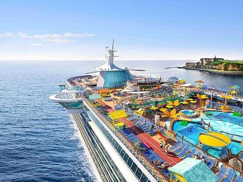 Cruise comeback: Royal Caribbean to resume U.S. sailings in July