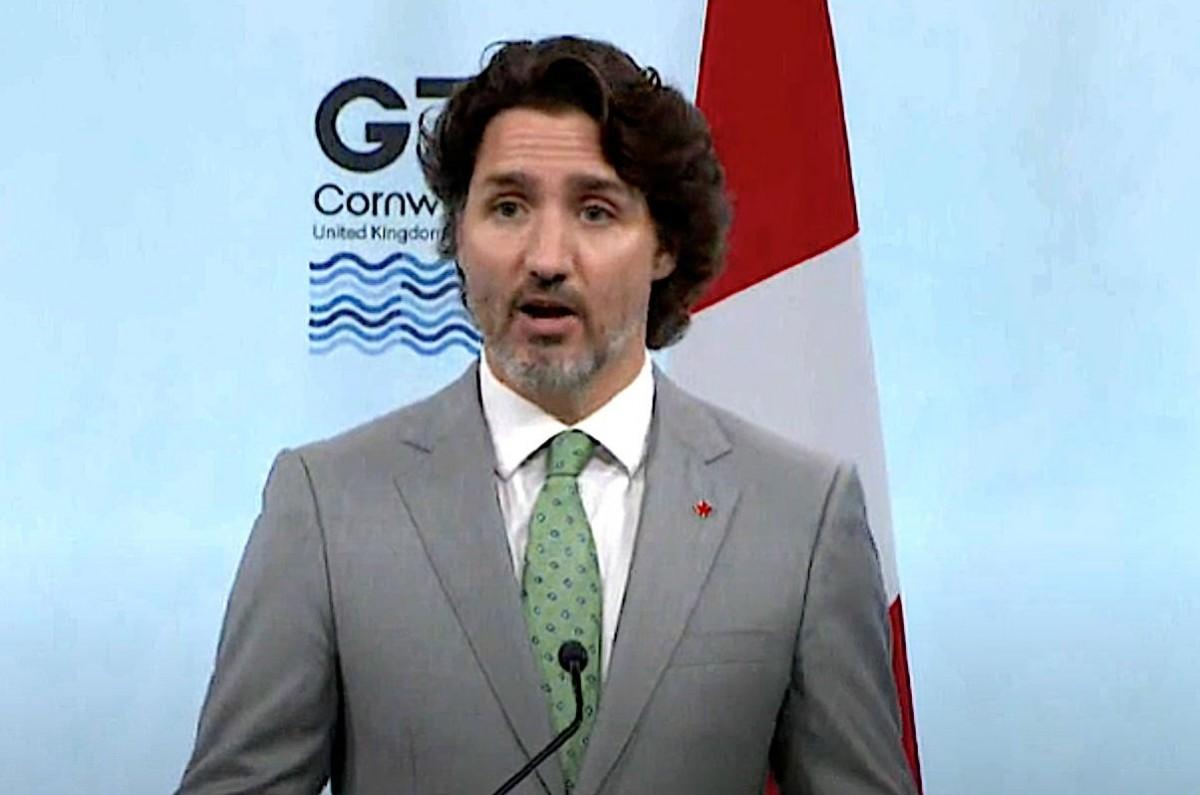 No deal: Trudeau says Canada-U.S. land border talks will continue