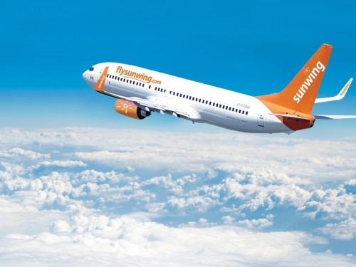 Sunwing announces weekly sun flights from Regina & Saskatoon this winter