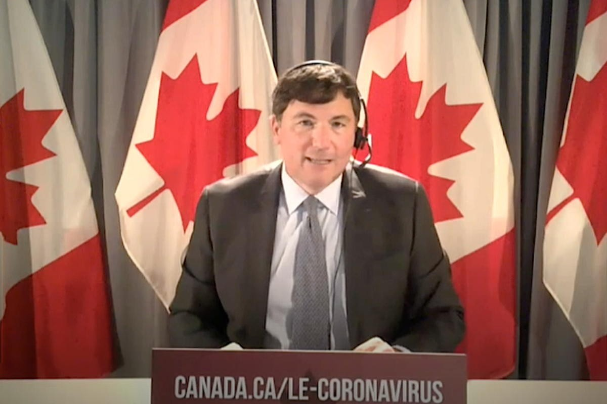 Next steps on easing travel restrictions will be revealed by Monday: Minister LeBlanc