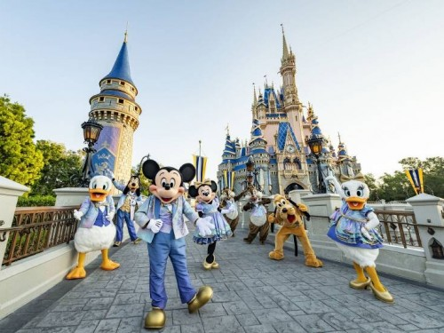 PHOTOS: Here's what Walt Disney World Resort is doing to celebrate its 50th anniversary