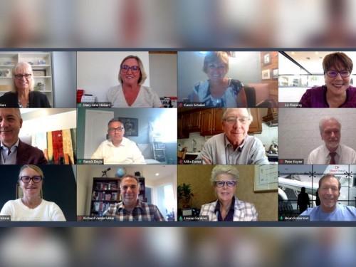 ACTA elects new board of directors at virtual AGM