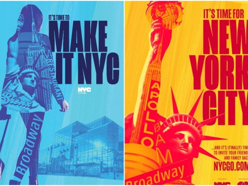 """NYC launches $30M tourism recovery campaign – """"It's Time for New York City"""""""