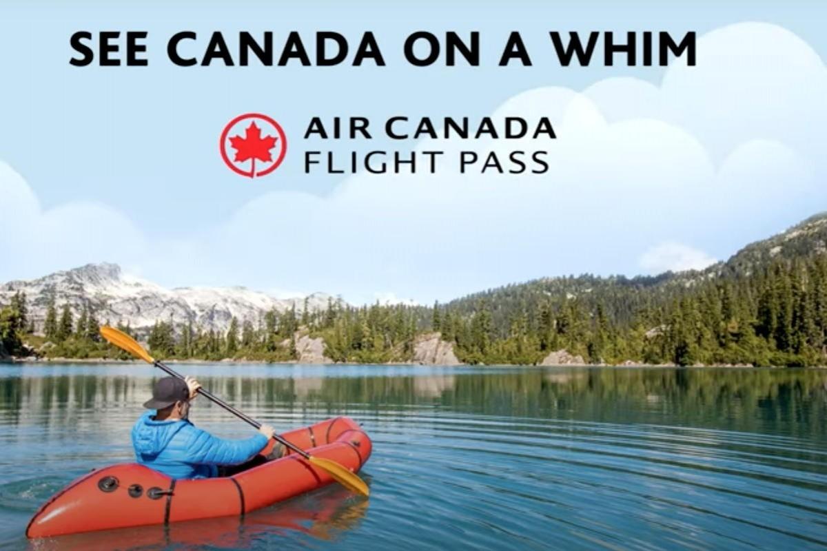 VIDEO: Air Canada launches Coast-to-Coast Flight Pass