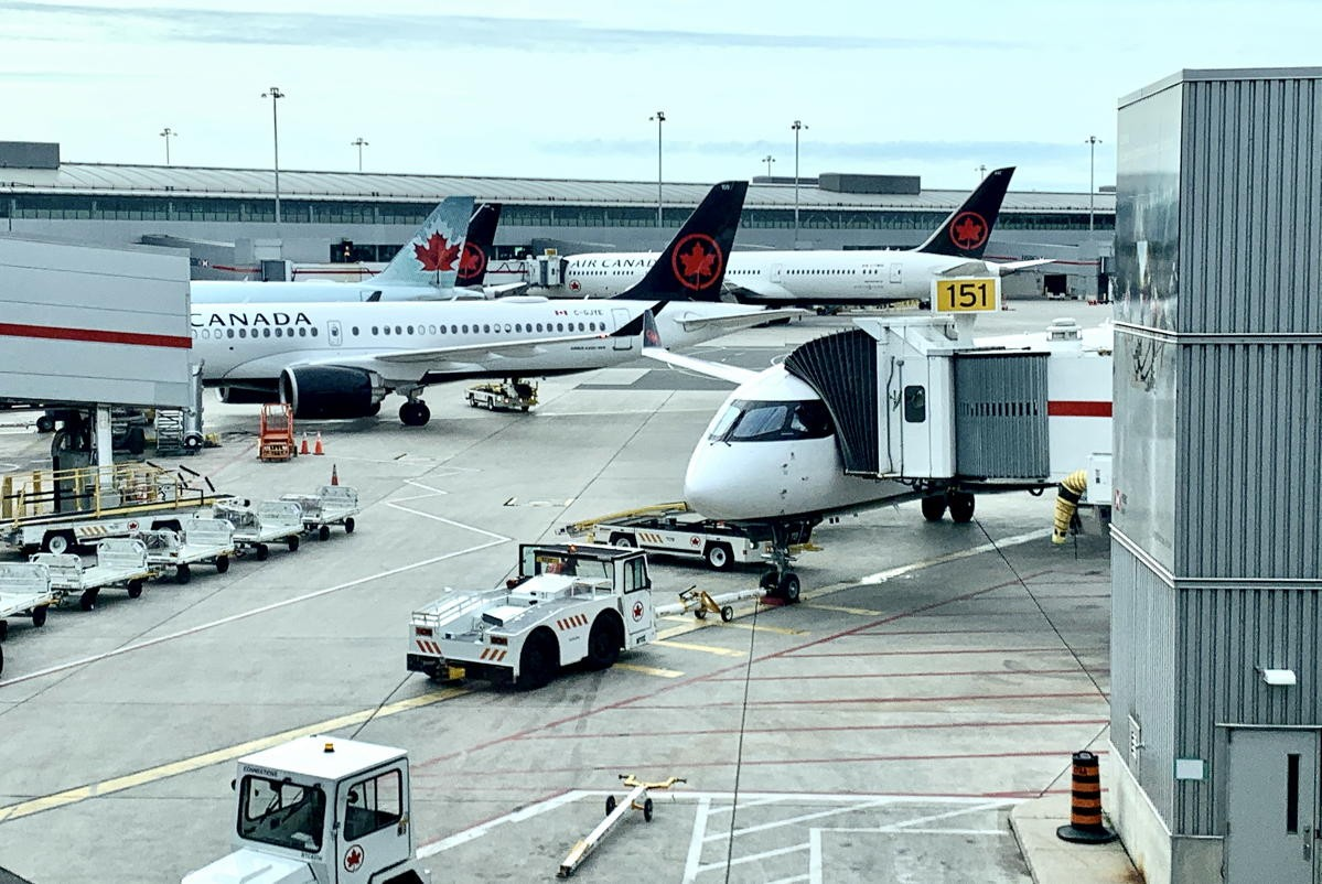 """""""Expect delays"""": Airports advise of changes to arrival experience as travel rules ease; Agents prepare clients with viral FB post; Porter restarting Sept. 8"""