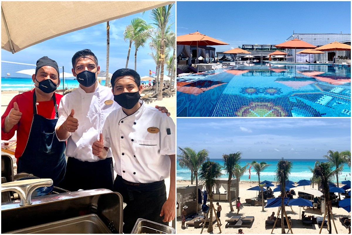On Location: PAX explores mid-pandemic travel at Royalton CHIC Suites Cancun; Jamaica celebrates return of Canadians; ACTA urges trade to take action