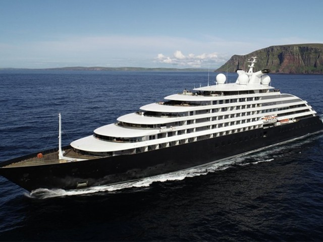 Scenic Eclipse to visit Saudi waters for the first time