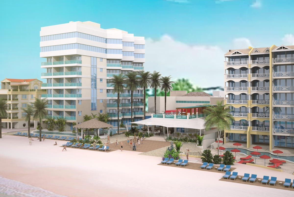 Ocean Hotels unveils plans, incentives for new O2 Beach Club & Spa in Barbados