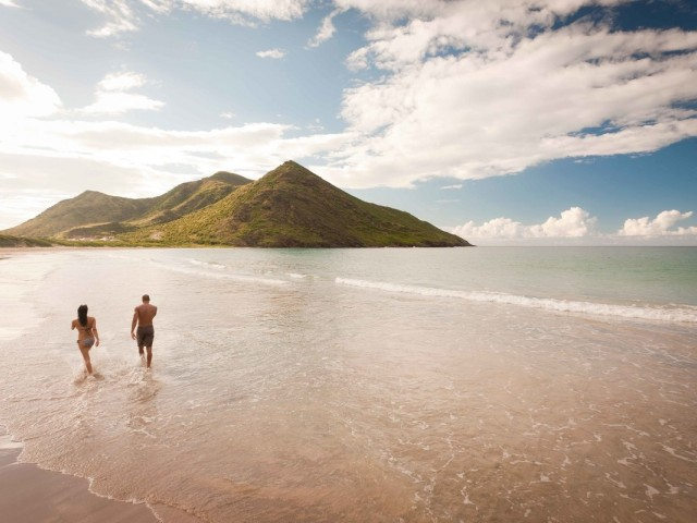 St. Kitts & Nevis further reduces restrictions for international air travellers