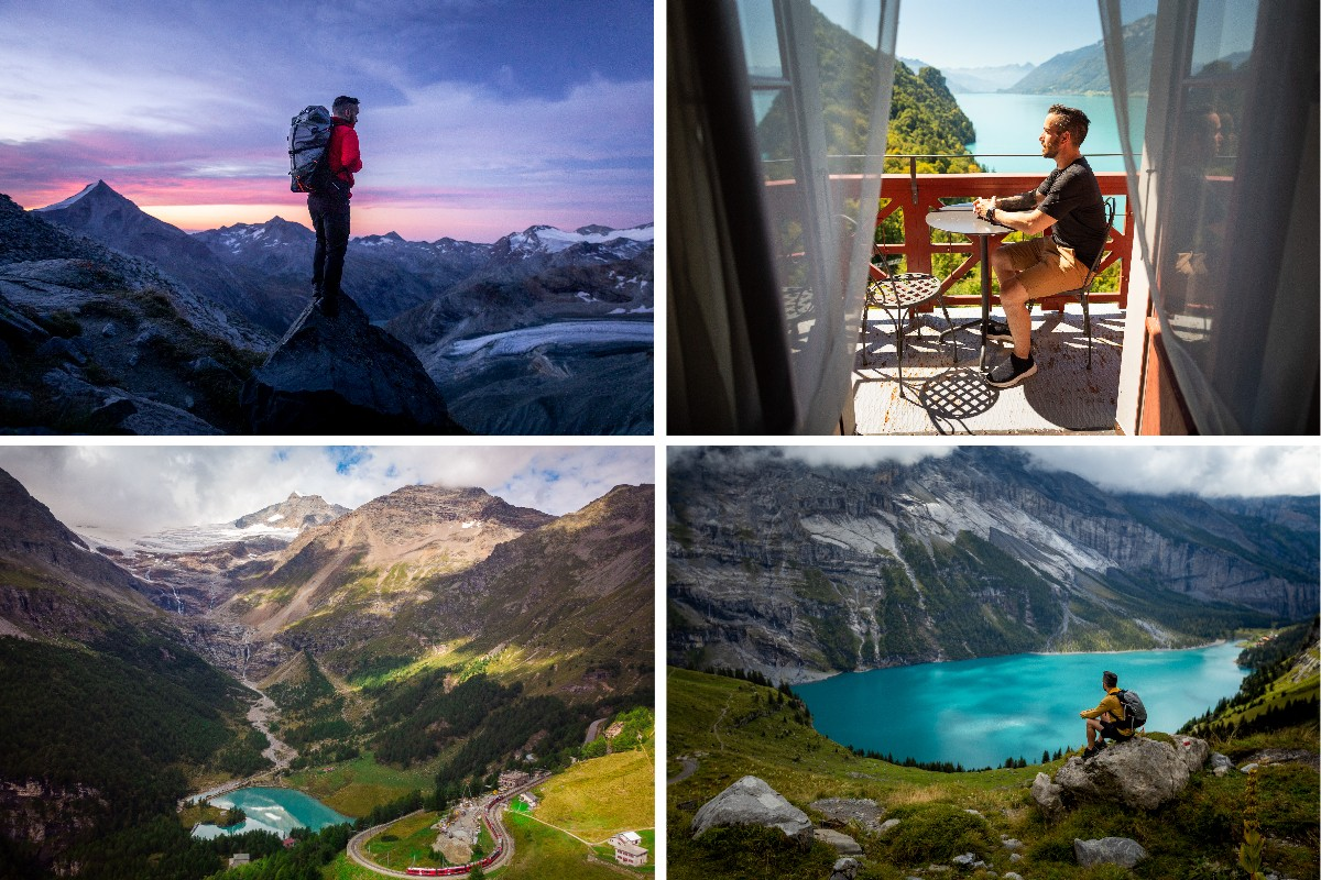 Switzerland launches agent incentives with Exotik / Travelbrands; ETC's Europe Invites the Curious launched in Canada
