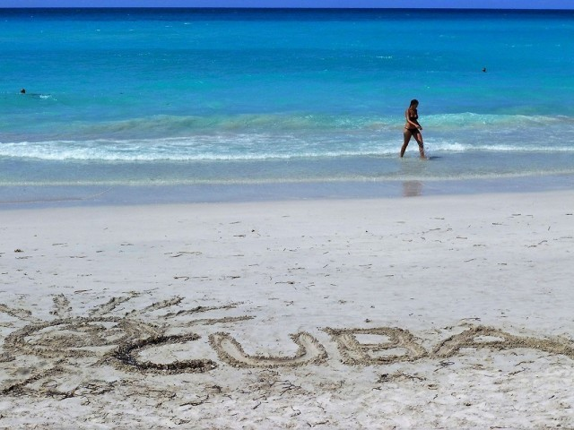 """Cuba: """"tourists enjoy total security and tranquility"""""""