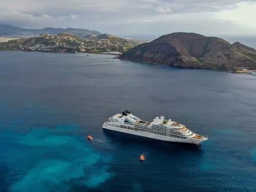 St. Kitts & Nevis celebrates the reopening of cruise