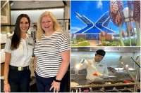 """On location: """"Cruising is back"""" - Cruise CEO's Caroline Hay reports from Celebrity Edge"""