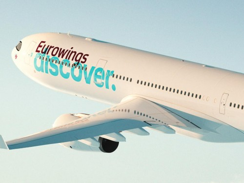 Aeroplan partners with Eurowings Discover