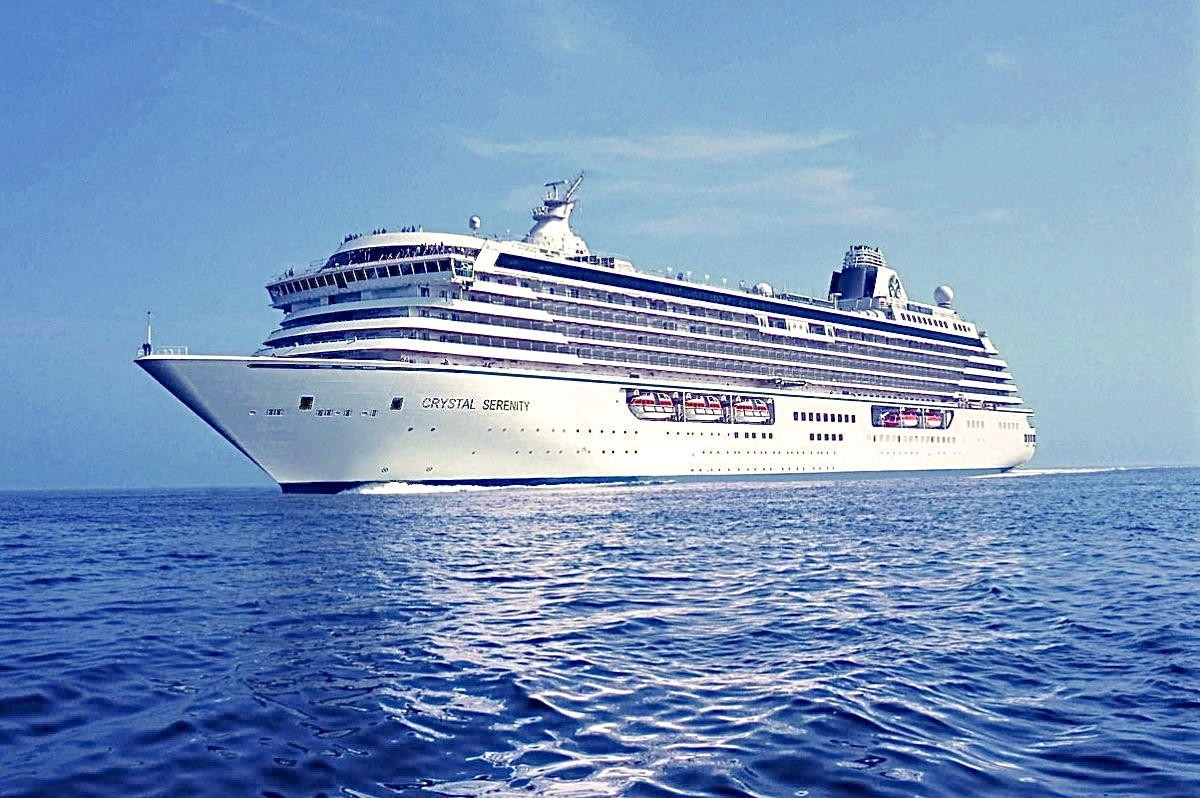 Crystal adds Miami as port of call & embarkation for Luxury Bahamas Escapes