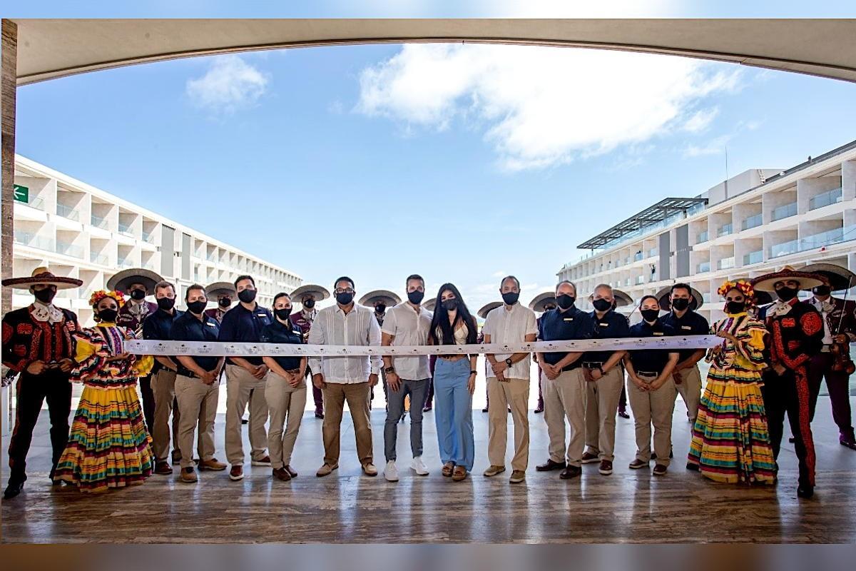 Secrets & Dreams Bahia Mita Surf & Spa Resorts celebrate grand opening