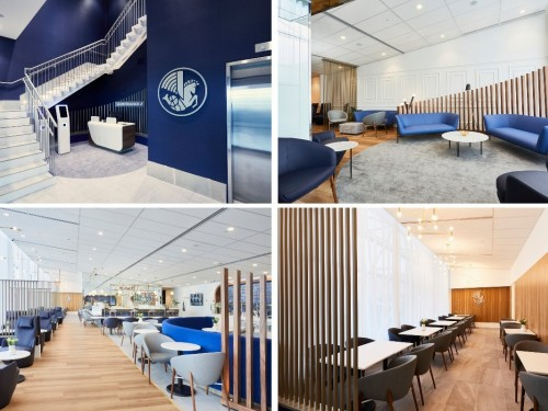 """Air France showcases """"French-style hospitality"""" in redesigned lounge at YUL"""