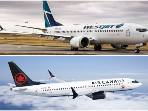 Air Canada, WestJet welcome mandatory vaccinations for airline employees