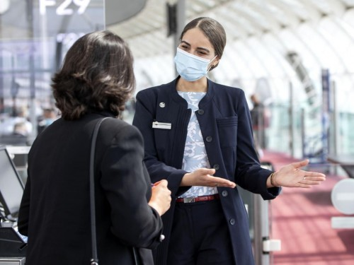 """New Air France service helps passengers ensure they're """"Ready to Fly"""""""