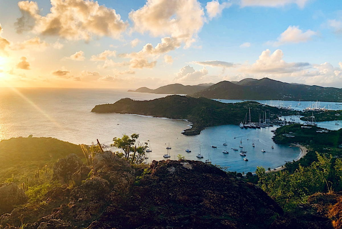 Antigua and Barbuda's July arrivals surpassed pre-COVID levels