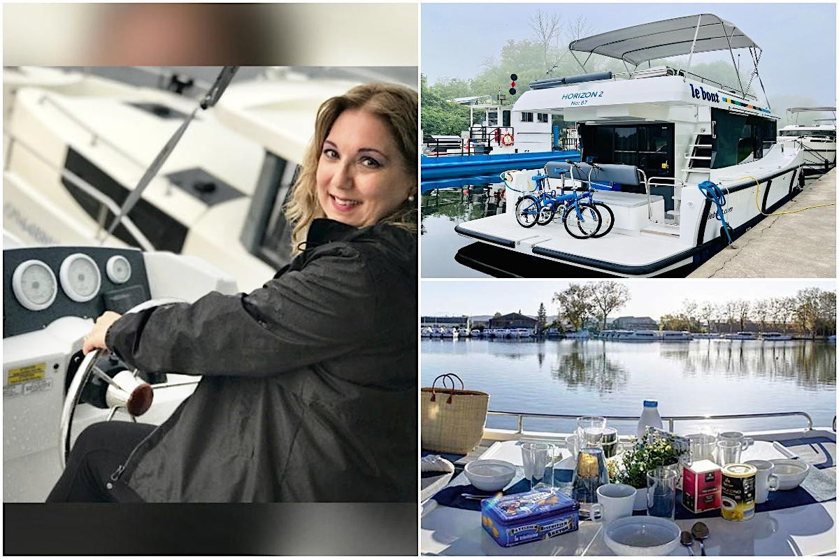"""On location: PAX finds a """"private paradise"""" in ON's Rideau Canal with Le Boat"""