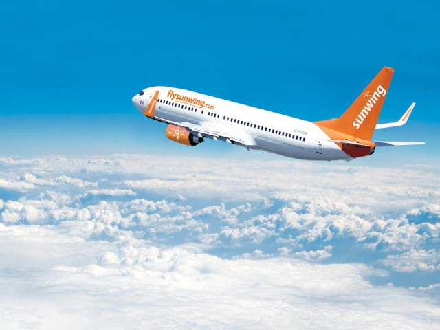 Sunwing adds flights to St. Maarten, Aruba, Los Cabos from YYZ, YUL