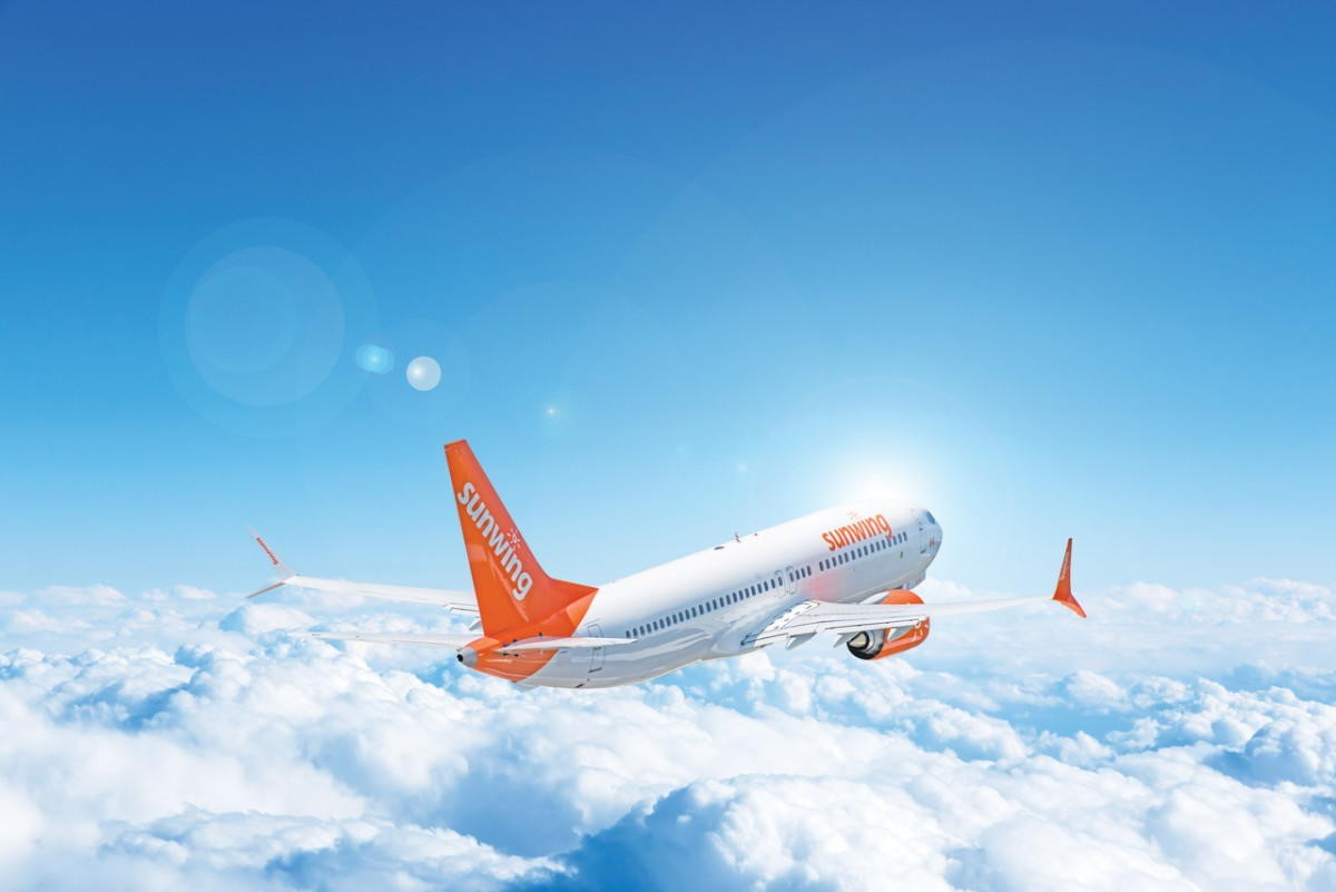 Sunwing returns to Ottawa airport this winter with flights to 11 destinations