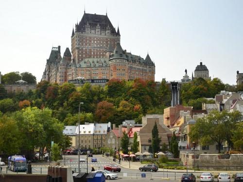 Quebec City Tourism unveils a new name & identity