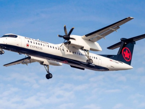 Air Canada resuming Toronto-Montreal flights from Billy Bishop on Sept. 8
