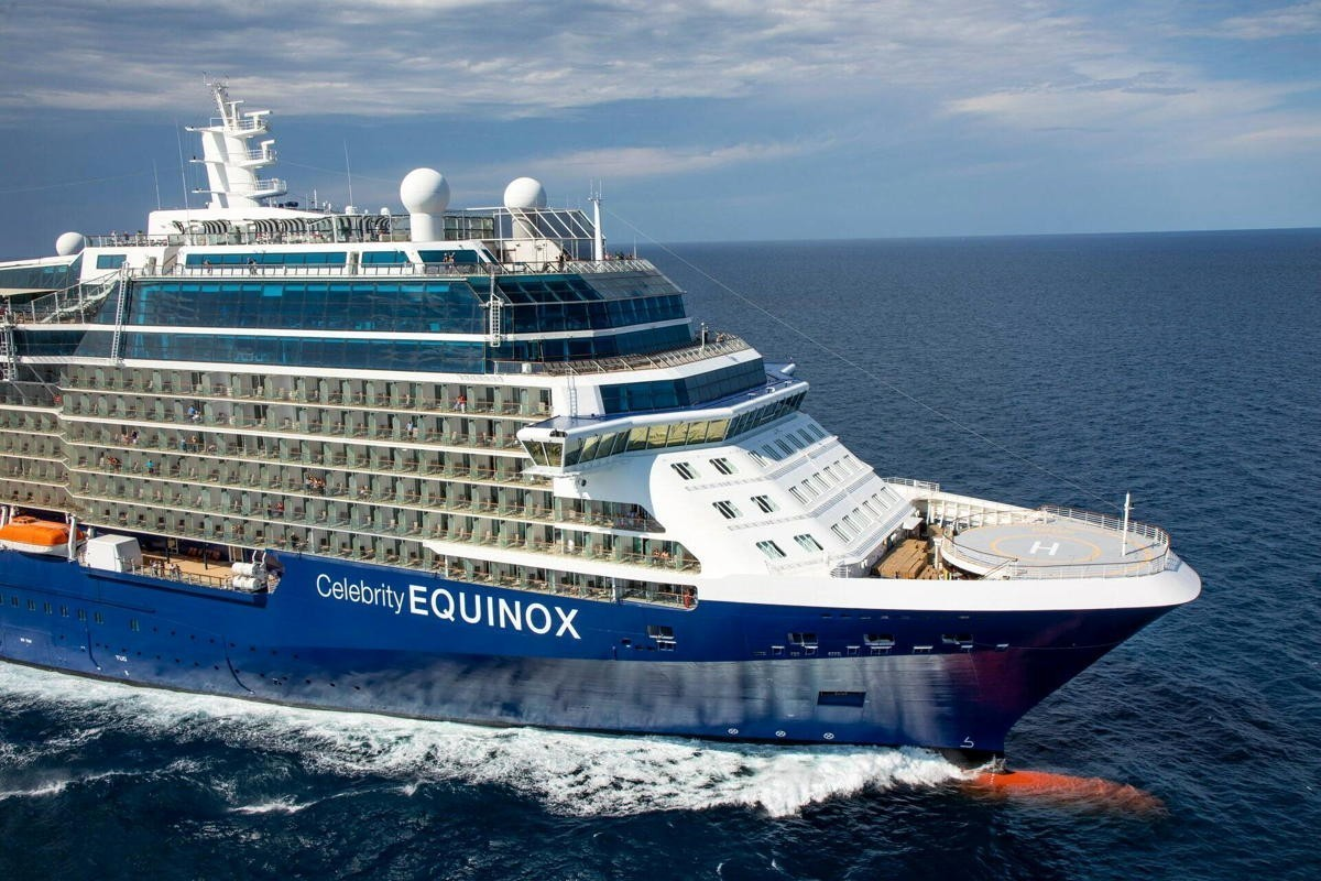 """""""An occasion for celebration"""": St. Kitts ready to welcome back Celebrity Equinox"""