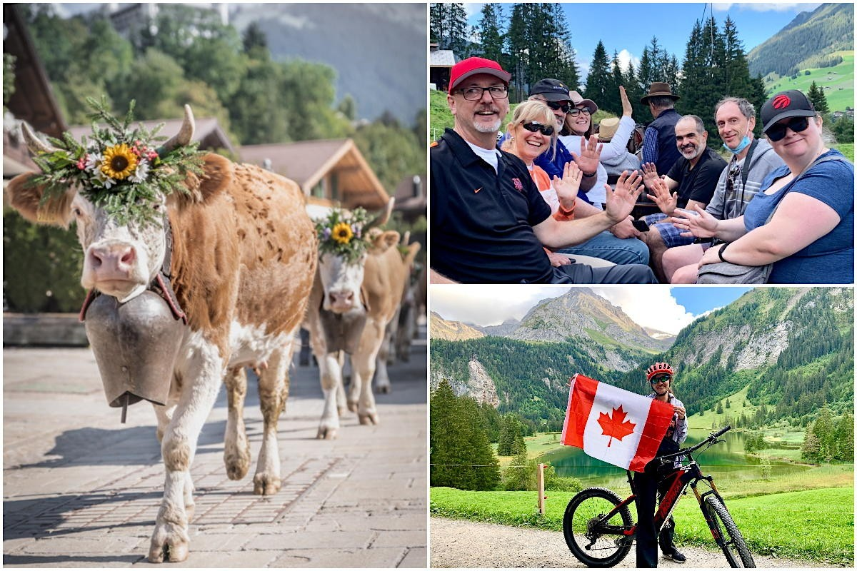 """PAX """"slows down"""" with agents in Gstaad, Switzerland; Canada eases rules for fully-vaxxed foreign nationals; Tim Paul joins Discover the World Canada"""