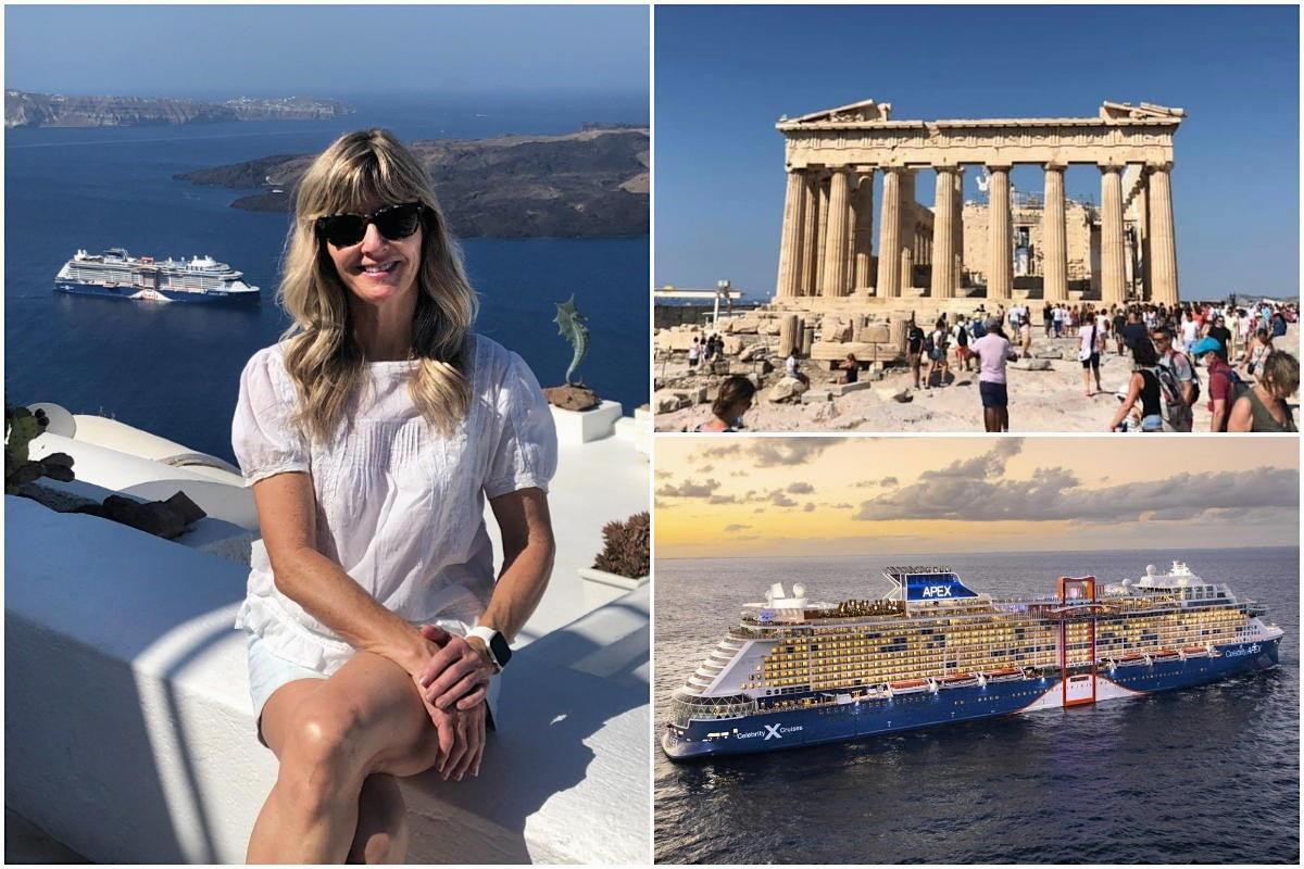 Brenda Lynne Yeomans reports from Celebrity Apex in Greece; Israel opening to more tour groups; AmaDahlia's inaugural Nile river voyage