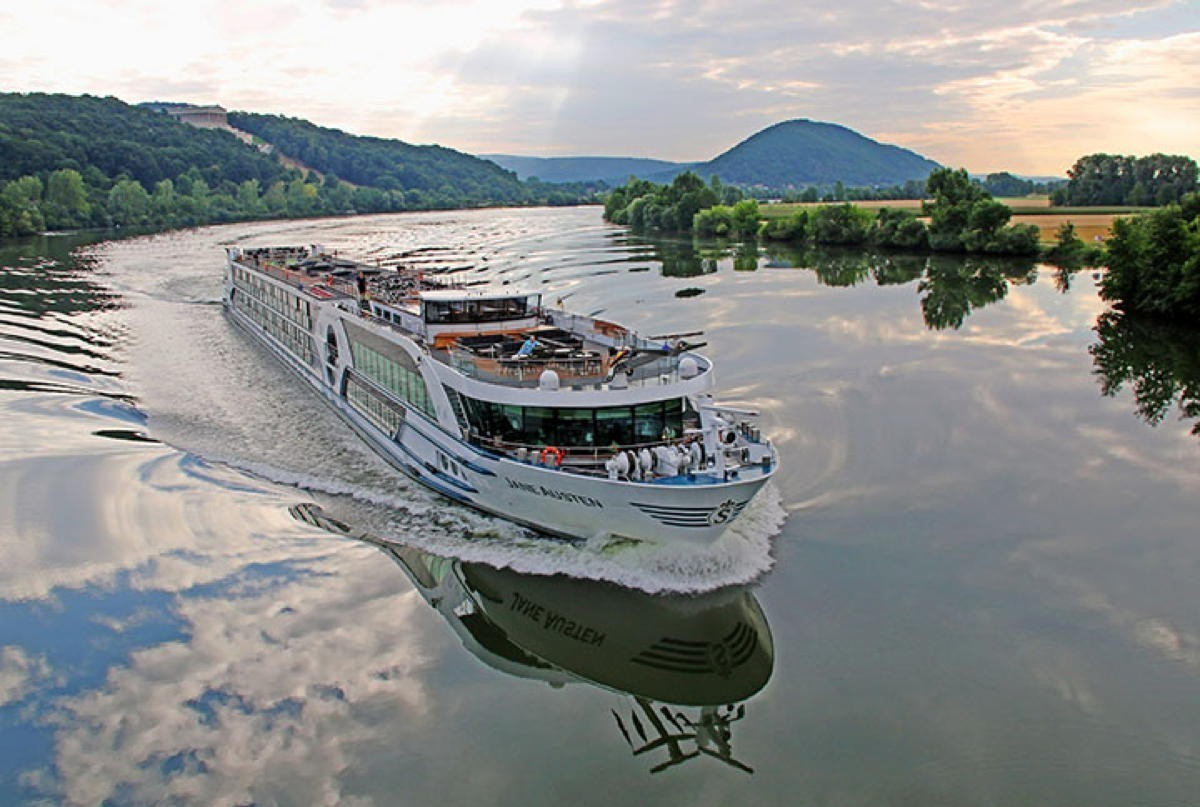 Riviera River Cruises resumes itineraries in France & Germany