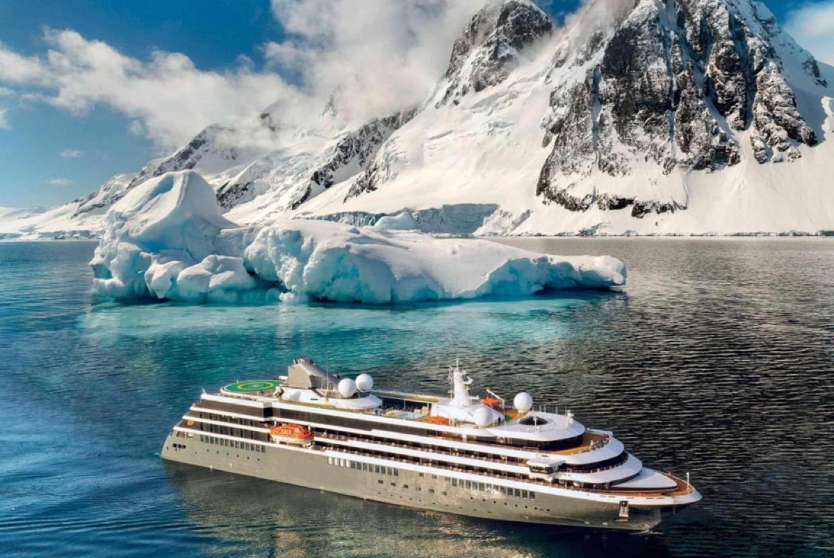 Atlas Ocean Voyages unveils inaugural Antarctica season – private jet service included