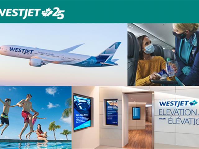 Don't forget to register for WestJet, WestJet Vacations' Sept. 28 showcase