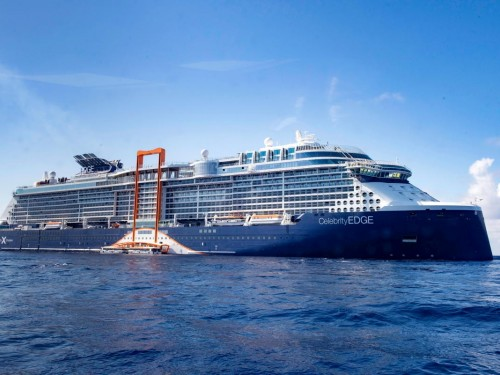 Celebrity Edge to sail Australia, New Zealand & South Pacific for 2023/2024 season