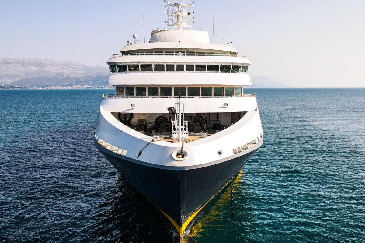 Quark Expeditions' Ultramarine debut is a total solar eclipse voyage in Antarctica