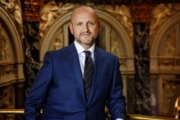 """""""Vienna is alive & visible again"""": Talking fall travel with Vienna Tourist Board's Norbert Kettner"""