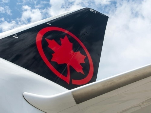 Air Canada resumes service between Canada and India