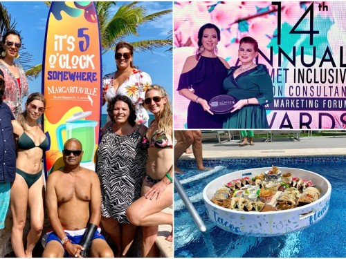 On location: Floating taco bars, savvy Canadian agents & winners at GIVC 2021