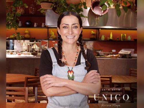 UNICO 20°87° Hotel Riviera Maya welcomes Celebrity Chef, Lula Martin Del Campo