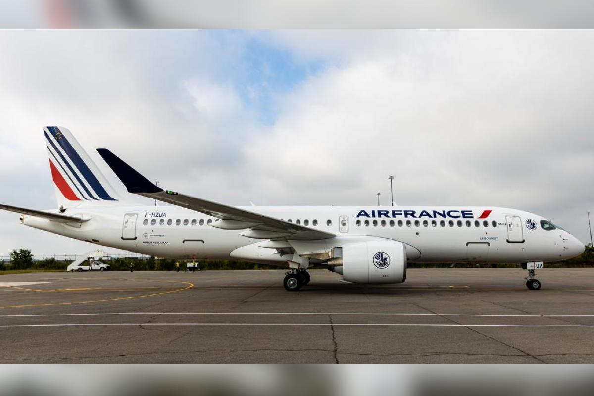 Air France wins four Skytrax awards