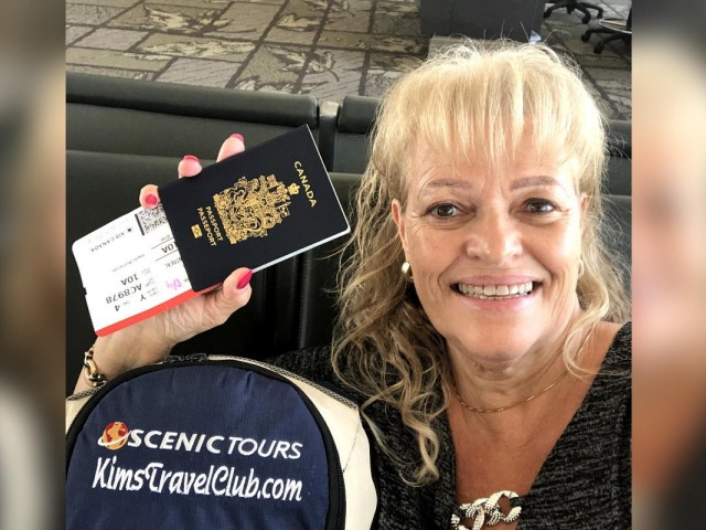 """Pro tips from a """"Travel Queen"""" who explored Western Canada & Europe by train & ship"""