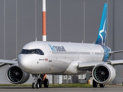 Air Transat has a handy tool that lets you quickly check travel requirements